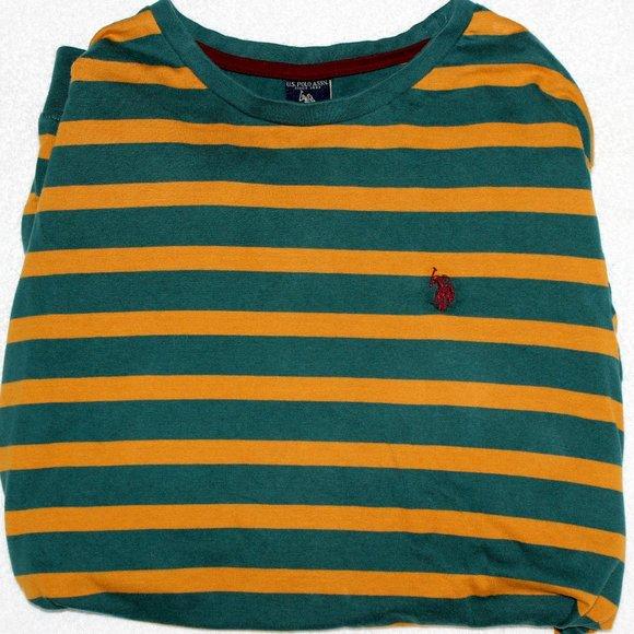 Polo Long Sleeve casual shirt(XL)